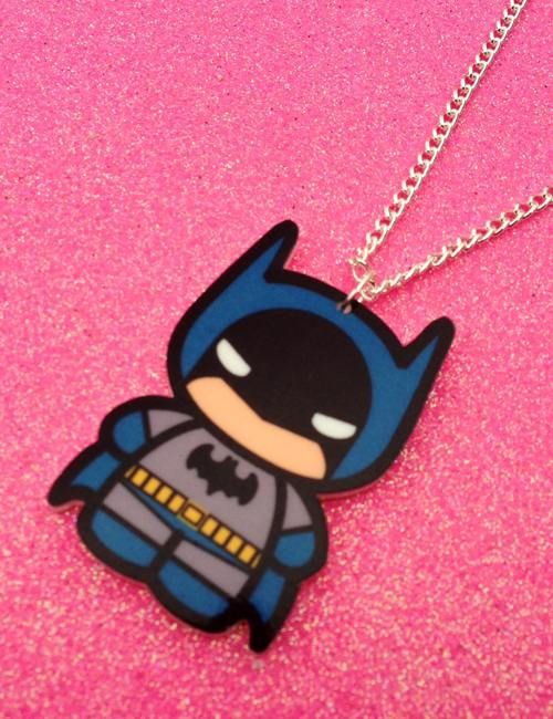Batman Necklace!