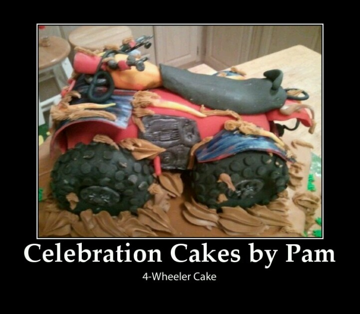 1000+ ideas about 4 Wheeler Cake on Pinterest Belle Cake ...