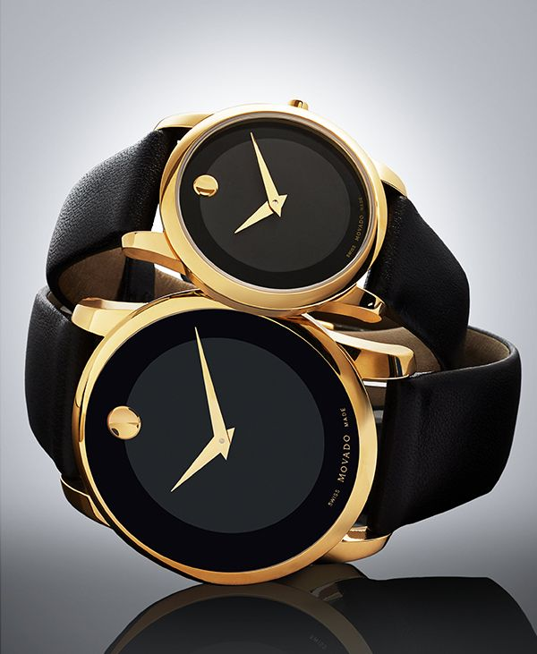 Create A Gift Set The Both Of You Can Enjoy From Movado