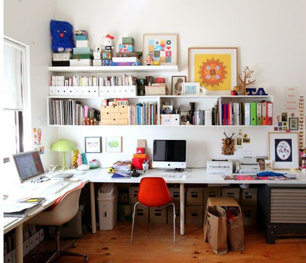 shared office space there she blogs split decision shared home office space