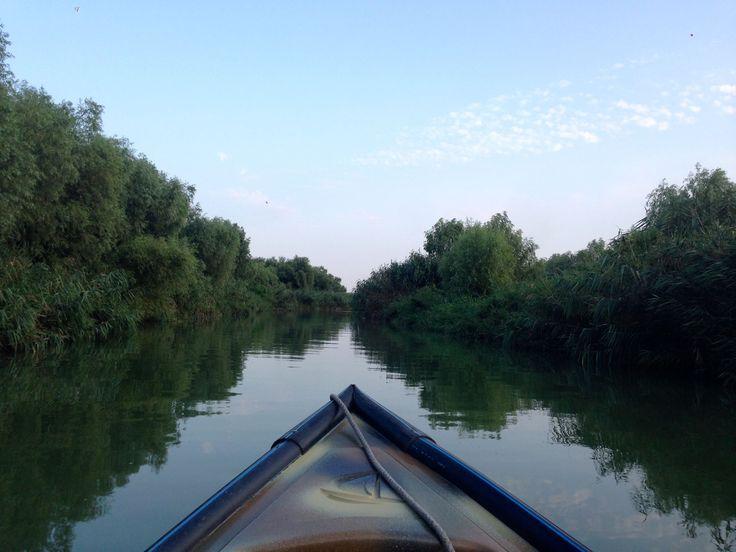 A short getaway to Sulina, into the Danube Delta