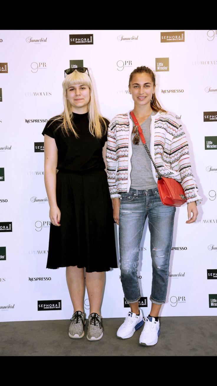 Visiting press agency - 9pr fashion show   Stylista.dk