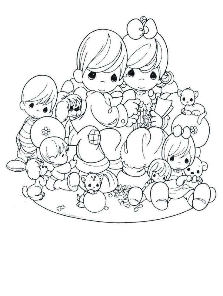 precious moments wedding coloring pages free printable precious moments coloring pages for kids - Wedding Coloring Books For Children