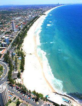 Where I'm going in June Broadbeach, Gold Coast, Australia