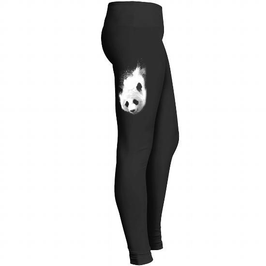 Milky Panda Leggings