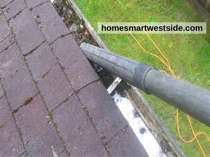 1000 Images About Gutter Cleaning On Pinterest Pvc
