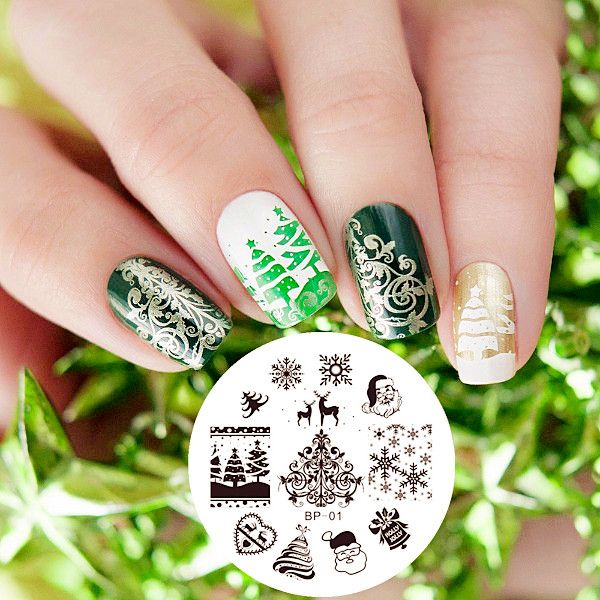 56 best Diseños images on Pinterest | Image plate, Nail stamping and ...