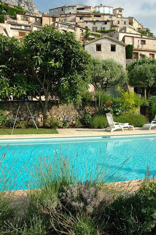 Saint Jeannet Holiday House: Villa with pool near St Paul de Vence