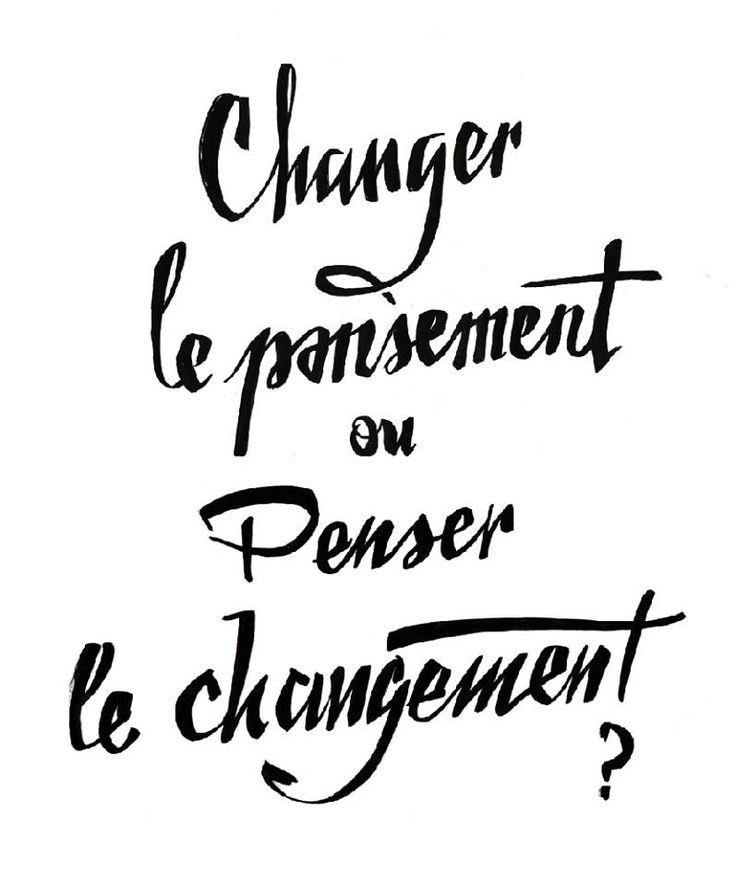 Penser le changement
