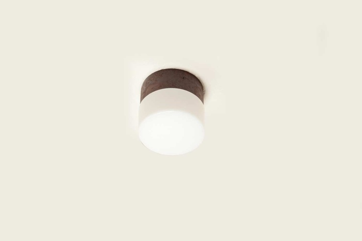 """tondaerre"" lampada da esterno, lamp for outdoors,#paolodonadello #light #luminaires #lamp #lighting"