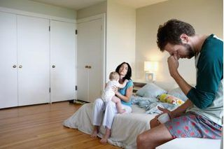 How to Wean a Cosleeping Baby from Your Bed | eHow