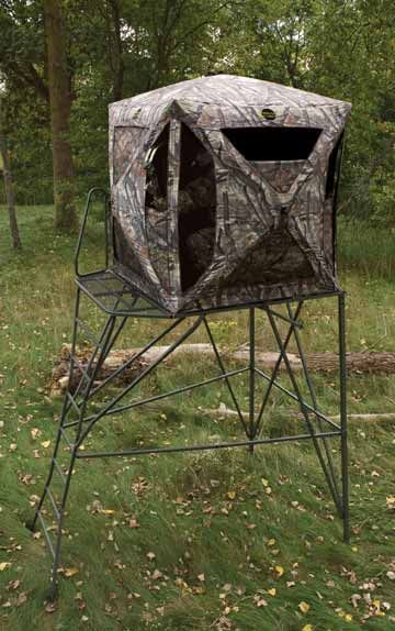 Pin Elevated Deer Blind Question With Images Deer