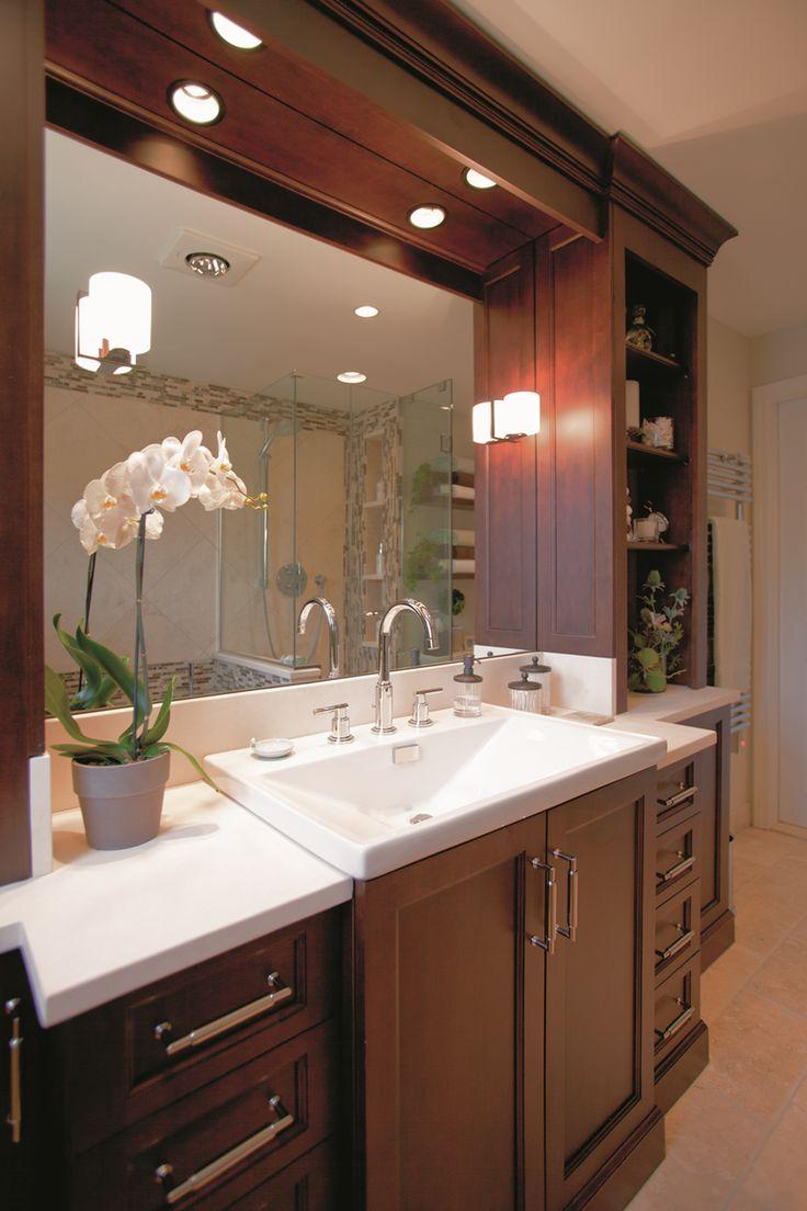 Best White Bathroom Cabinet Images Onwhite