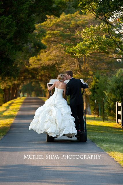 #Wedding #golf cart -Ideal for your golf themed wedding at the Riviera on Vaal. http://www.rivieraonvaal.co.za/wedding-venue-gauteng/