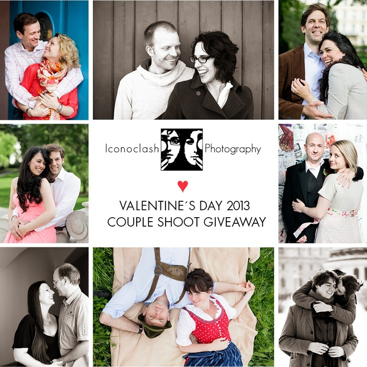 Couple Shoot Giveaway over at Iconoclash!