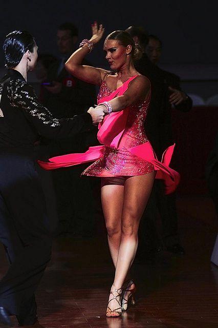 Latin dance!
