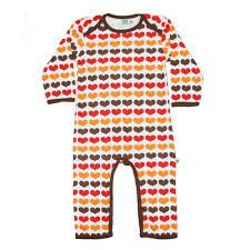 This cute autumn heart jumpsuit is made from 100% GOTS certified and fair trade…