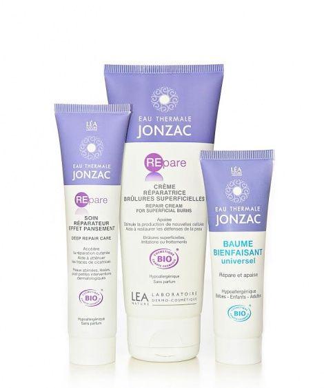 Cosmetica de urgenta: gama bio Repare (Eau Thermale Jonzac) |