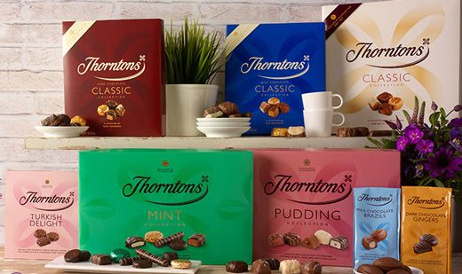 With price starting from just £0.95 check out the fantastic new collection of gifts on various flavours at Thorntons.