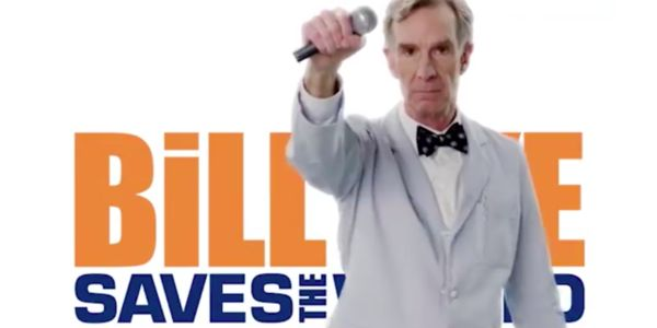 Bill Nye Saves The World Renewed For Season 2 At Netflix #FansnStars
