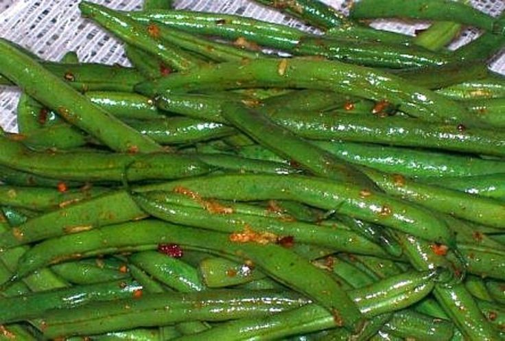 Take a look at Simply Sauteed Green Beans