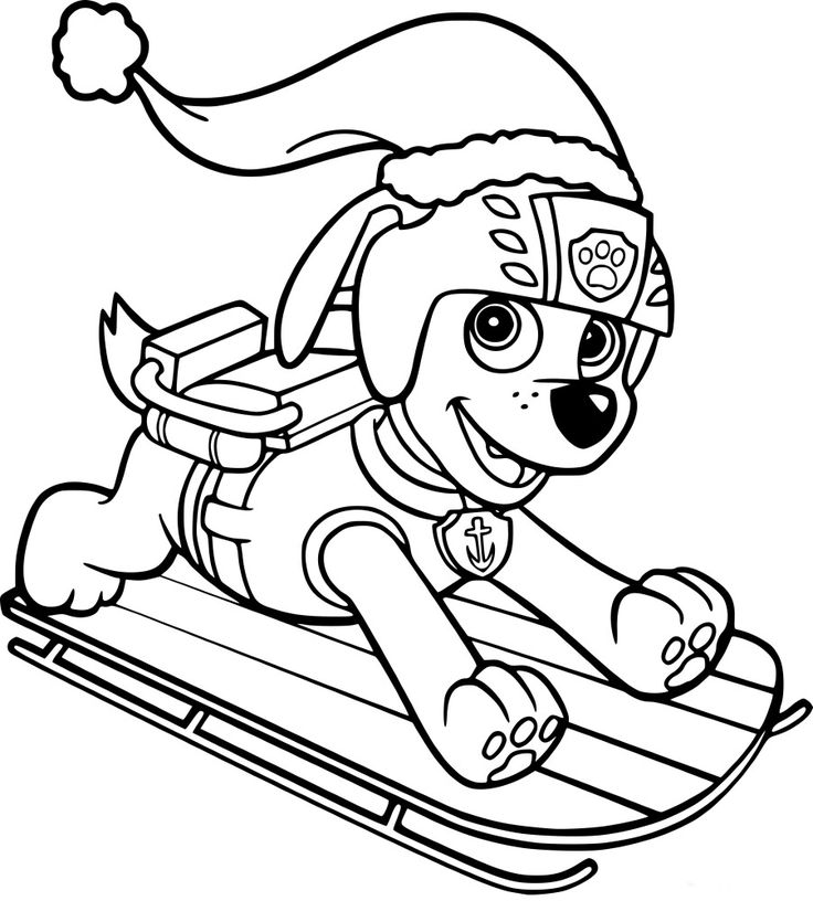 pinmapp78 on coloriage  paw patrol coloring pages