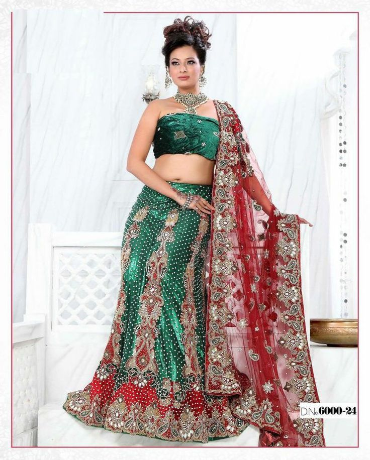 Designer LEHENGA Beaded Embelished Salwar Kameez India Pakistan Embroidery SARI