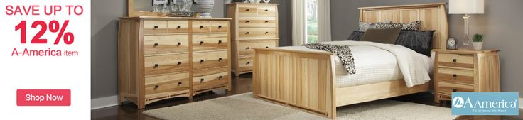 A-America Bedroom and Dining Room Furniture - Wooden Panel and Storage Beds, Bedroom Sets, Dining Room Table and Chairs Sets at eFurniture Mart. Coupons and Free Shipping.    eFurnitureMart - 100% Furniture Financing, Free Shipping, Discounted Furniture, Discount Coupons, New Arrivals, Clearance Center - eFurniture Mart - http://www.eFurnitureMart.com