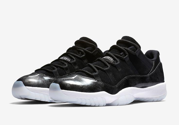 "#sneakers #news  Jordan Goes Back To Baseball With The Air Jordan 11 Low ""Barons"""