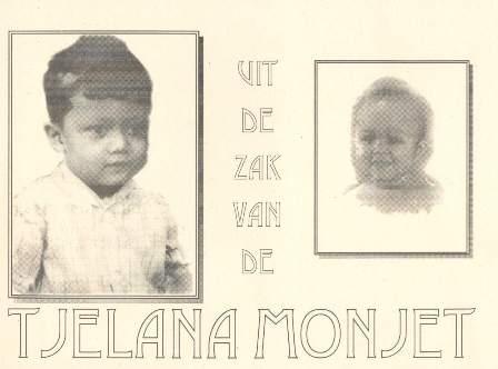 Indonesian Old Commercials: de zak van de TJELANA MONJET (kid pants)