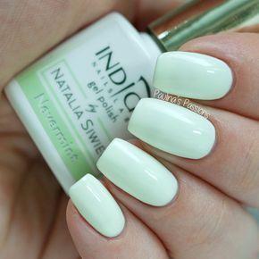 Indigo Nails by Natalia Siwiec (Nevermint)