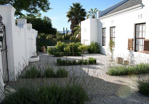 pretty garden: Cape Dutch Style