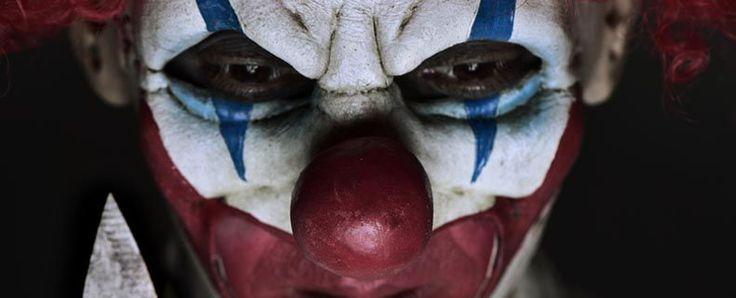 Oh nein: Erster Killer-Clown in Deutschland gesichtet: In dieser Stadt soll der Maskierte aufgetaucht sein.