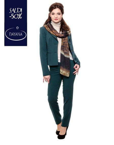 "GIACCA DAYANA BASICA COLLEZIONE AI 2013/14 ""SALDI -50%""  #fashion #moda #sale #saldi #shopping #fw #woman #madeitaly #curvy #casual  Giacca due bottoni, Tasche con zip, Foderata, Made in Italy.  http://www.dayanaboutique.com/shop/it/giacca/86-GIACCA-DAYANA-BASICA.html"