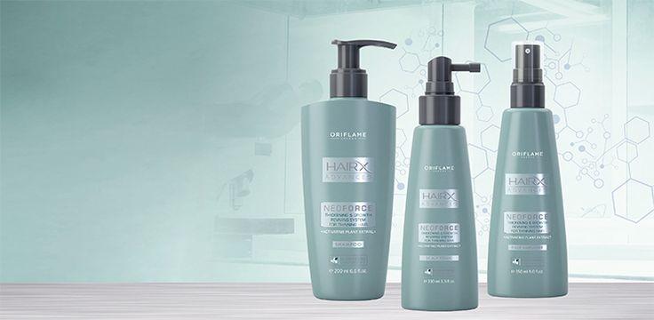 Nuevo HairX Advanced- NeoForce