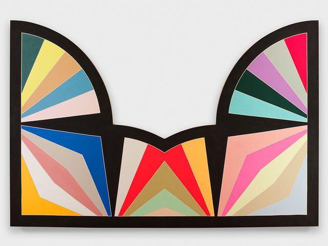 Frank Stella | Hagmatana III (1967) | Artsy
