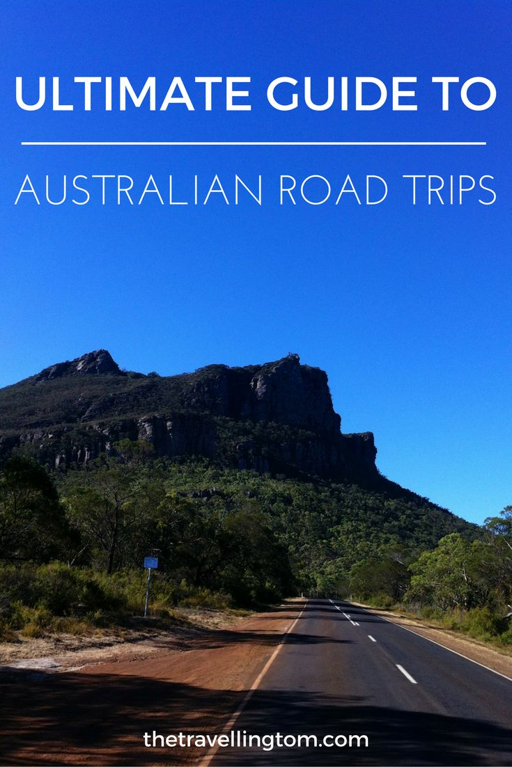 Road trips in Australia are perhaps the best way to see this beautiful and gigantic country! If you want advice on planning an Australian road trip of your own, then you'll want to check this article out!