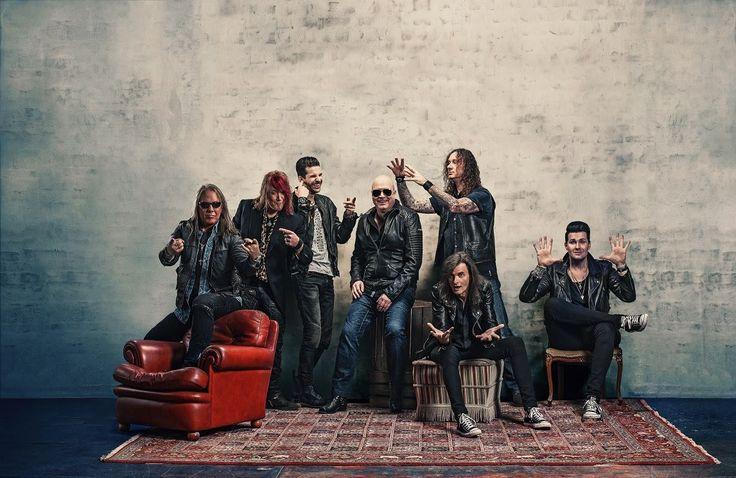 Helloween: aproximadamente 3 horas de show com a formação original da banda em POA