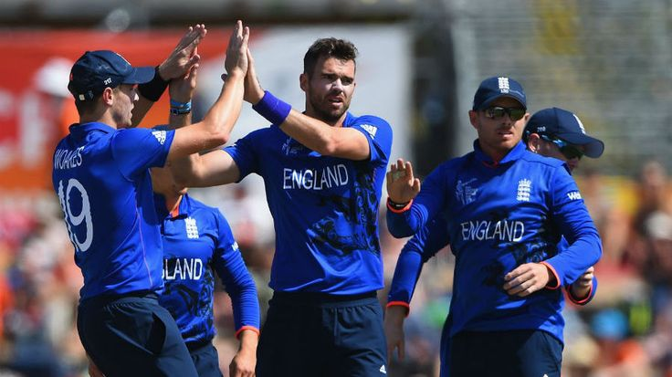"""In England's fourth match in World Cup 2015, SL, seemingly out of nowhere, chased down an apparently above par target of 310 with incredible ease. It was like """"cake walk in a cake tin"""" - Ian Ward. Reason: Anderson and co. were toothless. Anderson hasn't swung a ball in this tournament, bringing to question his own form. Neither is he able to show control or bowl yorkers or move from the seam - truly gruesome form."""