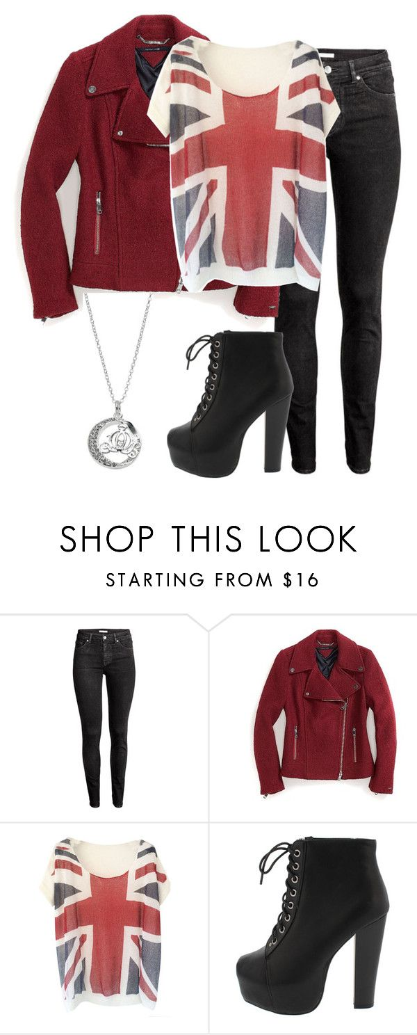 """""""Bella Snow - A Cinderella Story: If the Shoe Fits"""" by magikate ❤ liked on Polyvore featuring H&M, Tommy Hilfiger, Disney, acinderellastory, IfTheShoeFits, freeform, SofiaCarson and bellasnow"""