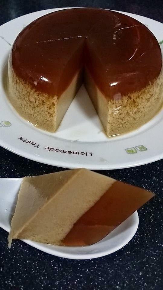 Baking's Corner: Gula melaka agar agar - by Linda Ling