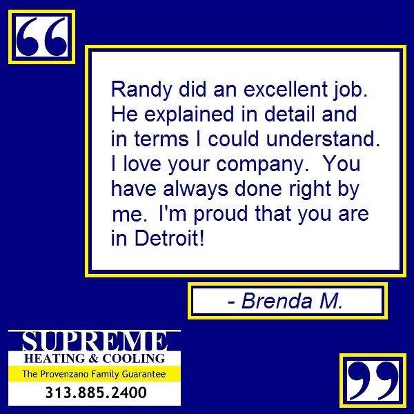 Thankyoubrendam For The Great Comments On Your Customer