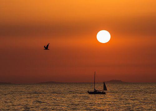 Bay of Naples Sunset