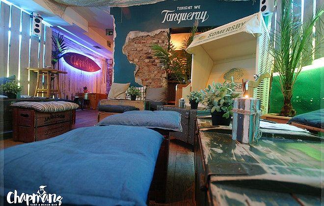 Gib dem Wetter keine Chance! In Chapmans Surf & Beach Bar bekommt jedes Event ein exotisches Sommer-Ambiente. #OLAW #OneLocationAWeek #chapmanskoeln #surfandbeachbar