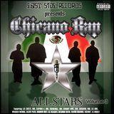 Chicano Rap Allstars, Vol. 3 [CD] [PA]