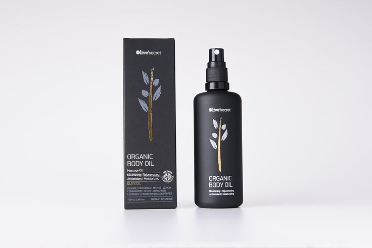 #olive_secret #organic_body_oil