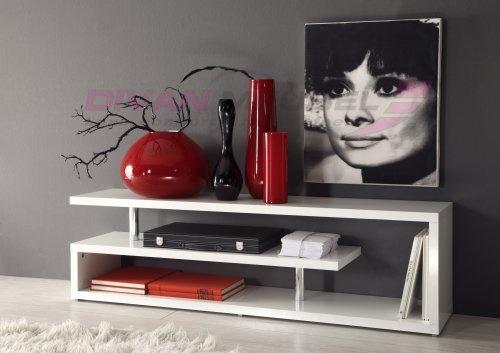 Woonkamer Hangkasten : Unique TV Stand Ideas