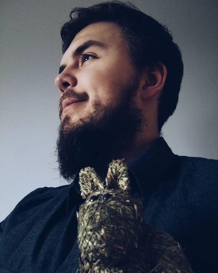 Proszę Państwa o to Miś.  #beard #moustache #elegant #black #men #toy #bear #blogger #insta #instablogger