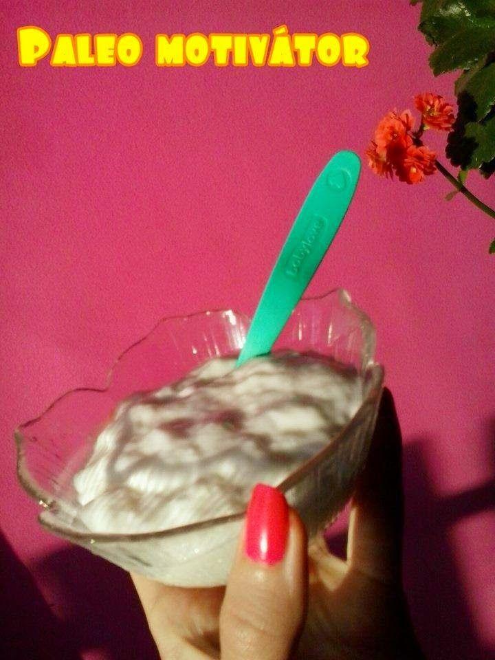 Csillagporszem: Paleo kókusz joghurt