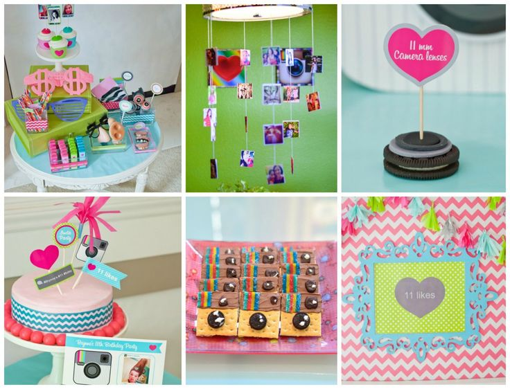 5 Fun Themes For A Teenage Birthday Party